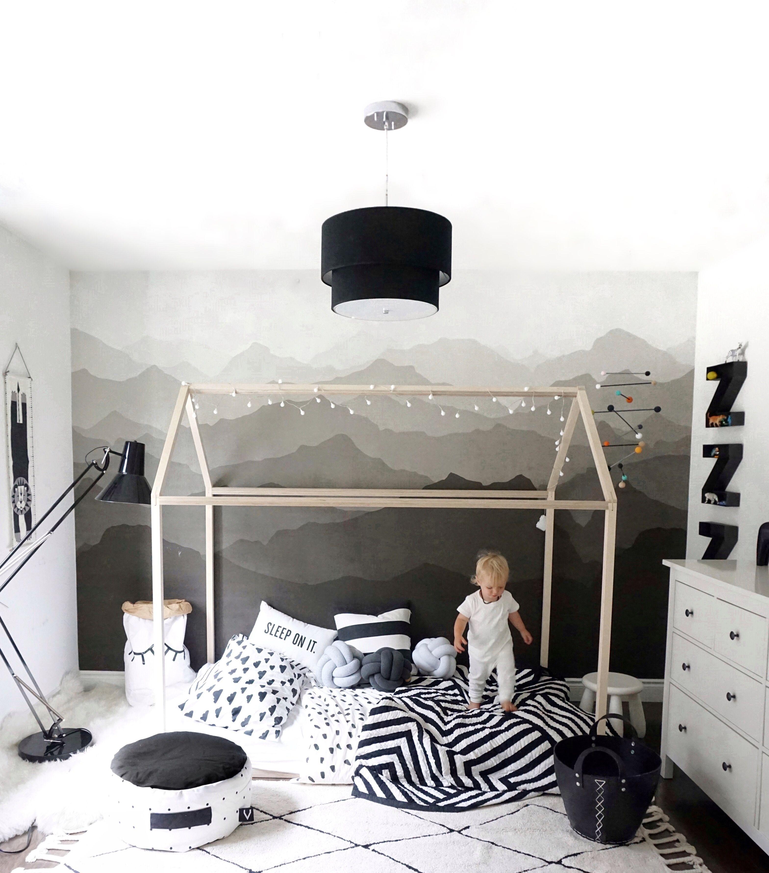 Modern Play House Kids Pom Pom Bed By Gautier Studio