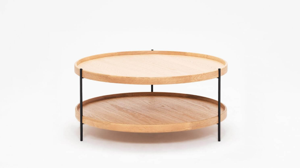 Sage Round Coffee Table Fixtures Furniture In 2019 Round