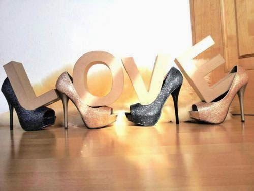 Maravillosos zapatos de novia 2015