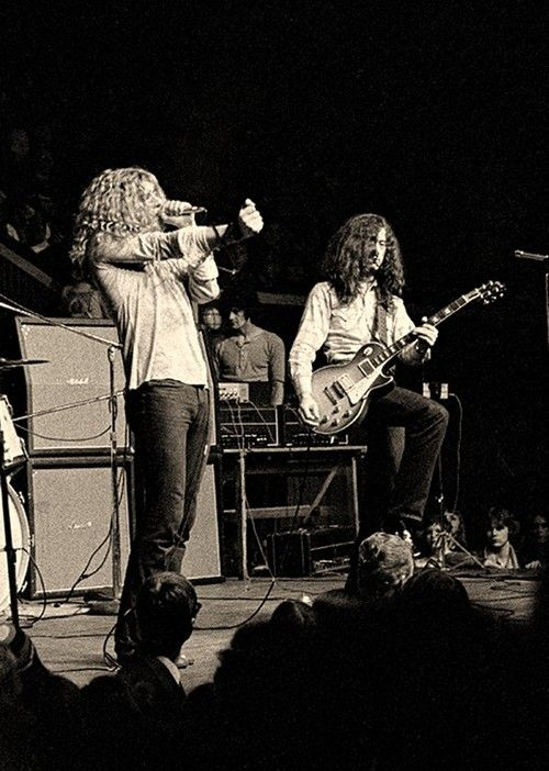 Robert Plant, Jimmy Page | Led Zeppelin