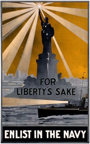 リバティのために - 海軍に入隊