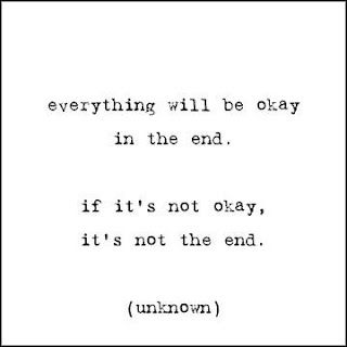 Image result for everything will end nice quote