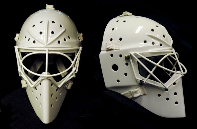 cf396d04bb4 My new combo made by Sean at Olympia Composites. I wanted a combo with a  look similar to Lindbergh's mask. Turned out great. Sean does incredible  work.