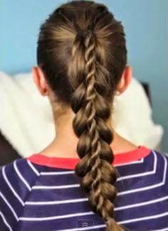 stacked braids video tutorials  hair styles twist braid