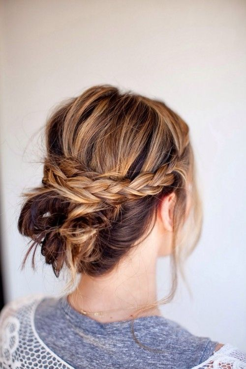 18 Boho Chic Updos For Every Occasion