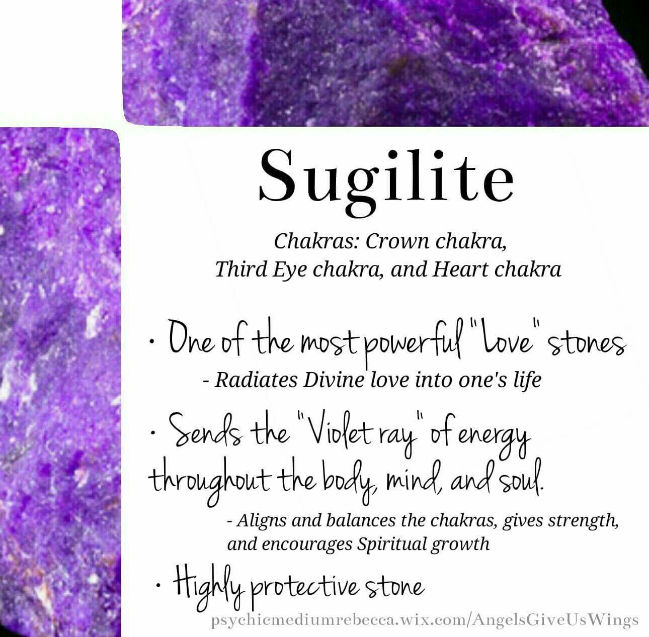 Sugilite properties and meaning photos crystal information - Sugilite Crystal Meaning
