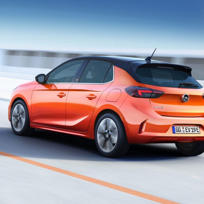 Fruher Als Andere Opel Corsa E Wird Vorgestellt Opel Corsa Elektroauto Bmw 1er