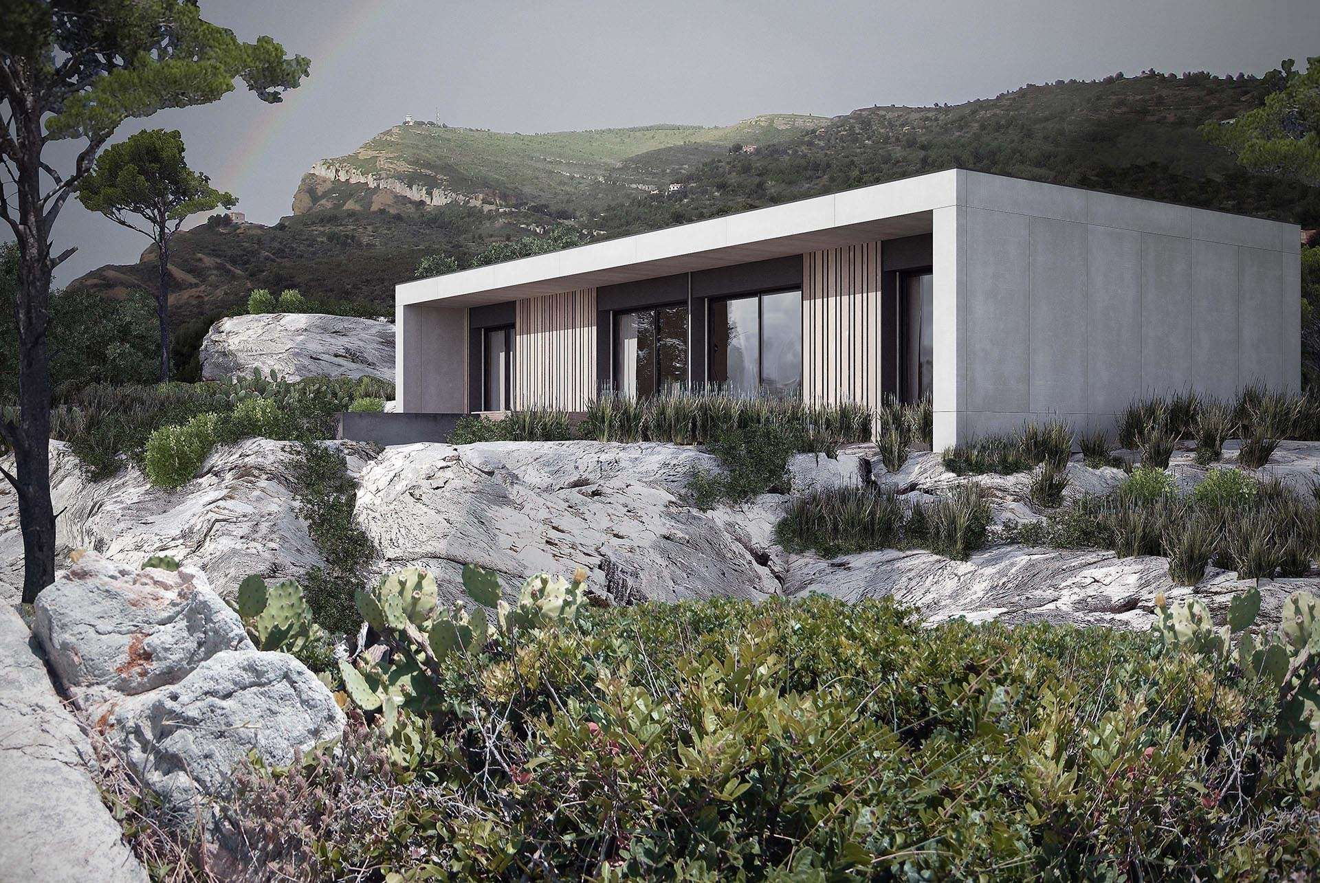 Collection Prefab Homes Pure Products Modern Buildings