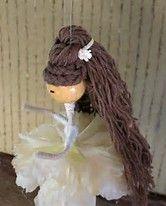 Resultado de imagem para wire doll fairy