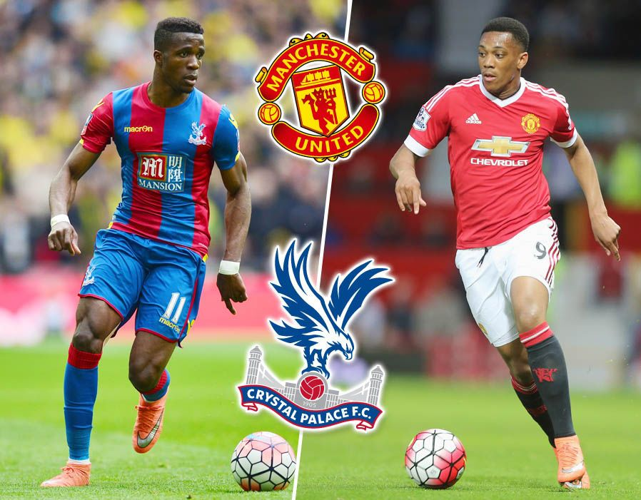 Manchester United Vs Crystal Palace Preview Manchester United Football Predictions Crystal Palace