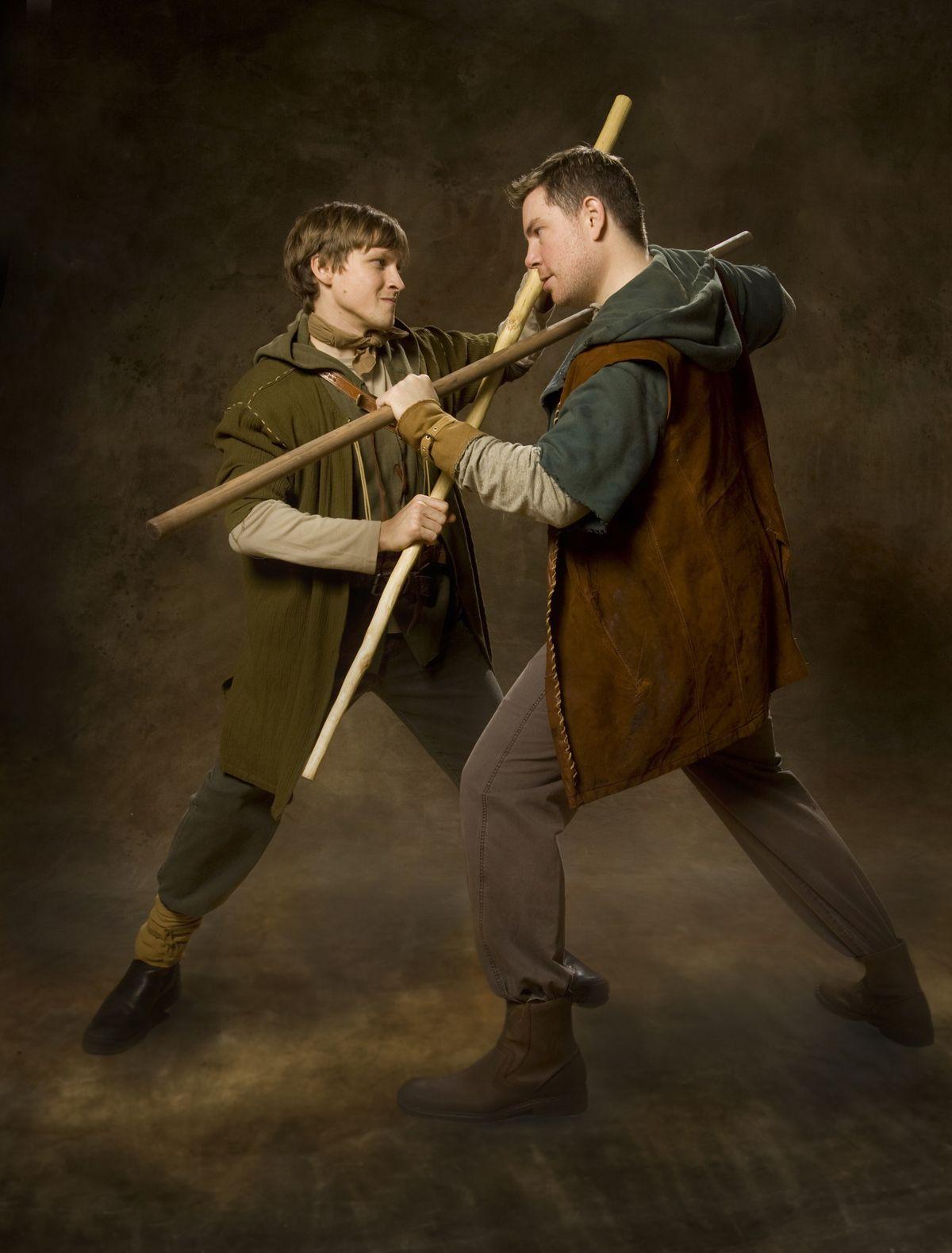 Staff Fighting Weapons Celta