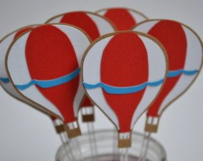Topper para doces - Balão