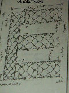 Πλέκω μωρό y: Beautiful βελονάκι αλφάβητο!