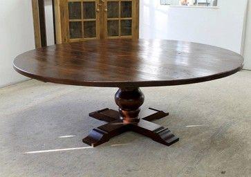 84 Round Farmhouse Table Farmhouse Dining Tables Boston Ecustomfinishes Round Farmhouse Table Round Pedestal Dining Table Large Round Dining Table