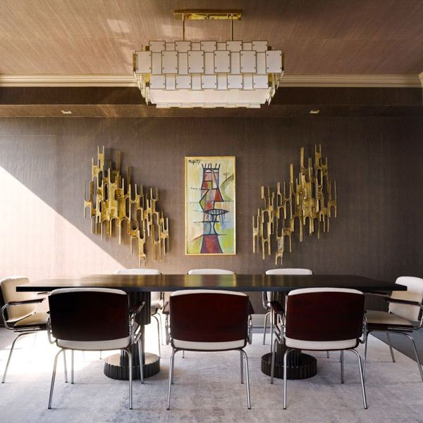 Brutalist Designs By Viya With Images Dining Room Contemporary
