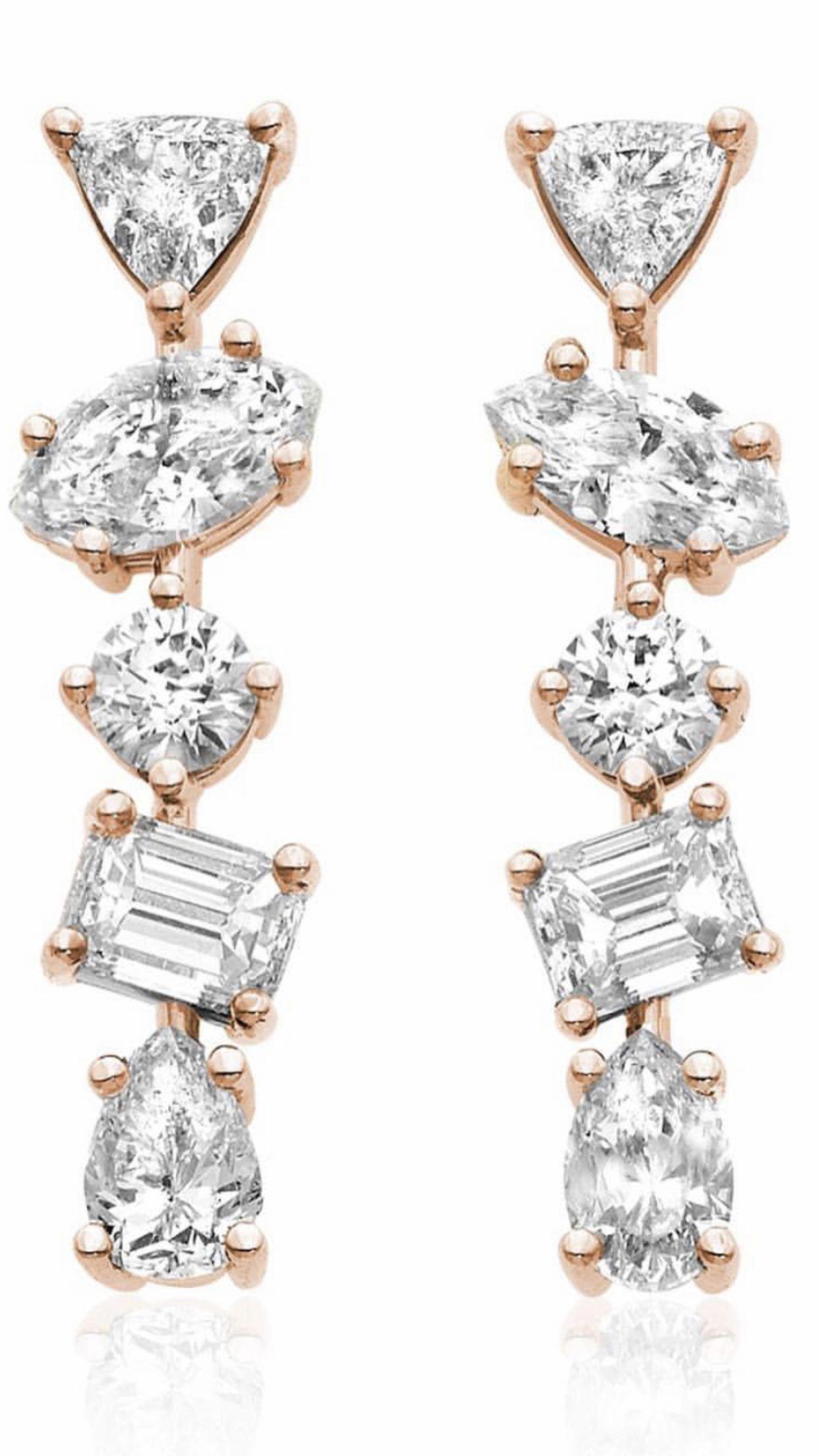 To clean diamond precious jewelry, develop an option