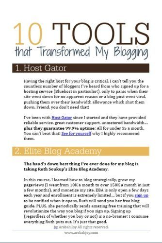 10 Tools That Transformed My Blogging Blog About Me Blog Told