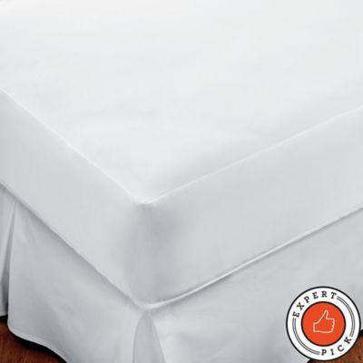 Sleep Safe Premium California King Mattress Protector In White Premium Mattress Mattress Protector California King Mattress