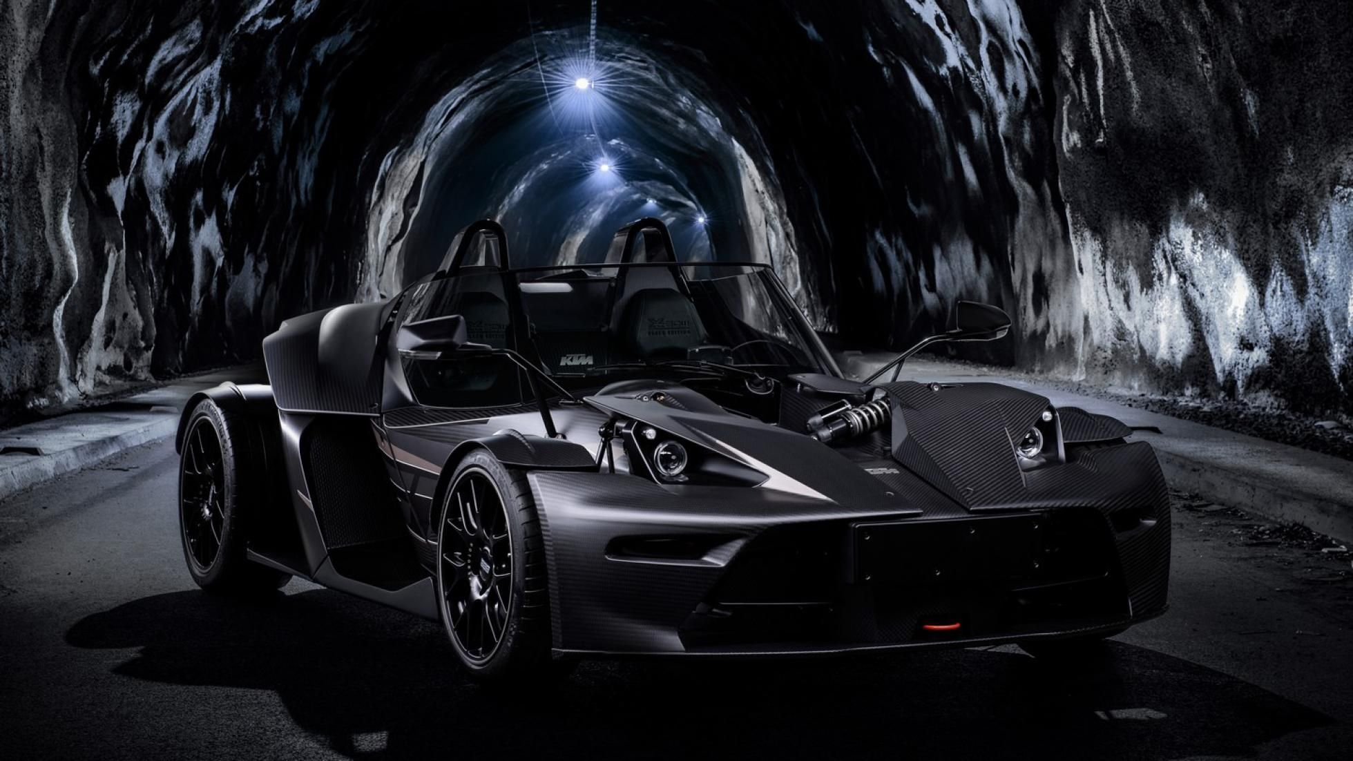 Ktm X Bow Black Edition Packs Carbon Fiber Body Geneva Motor