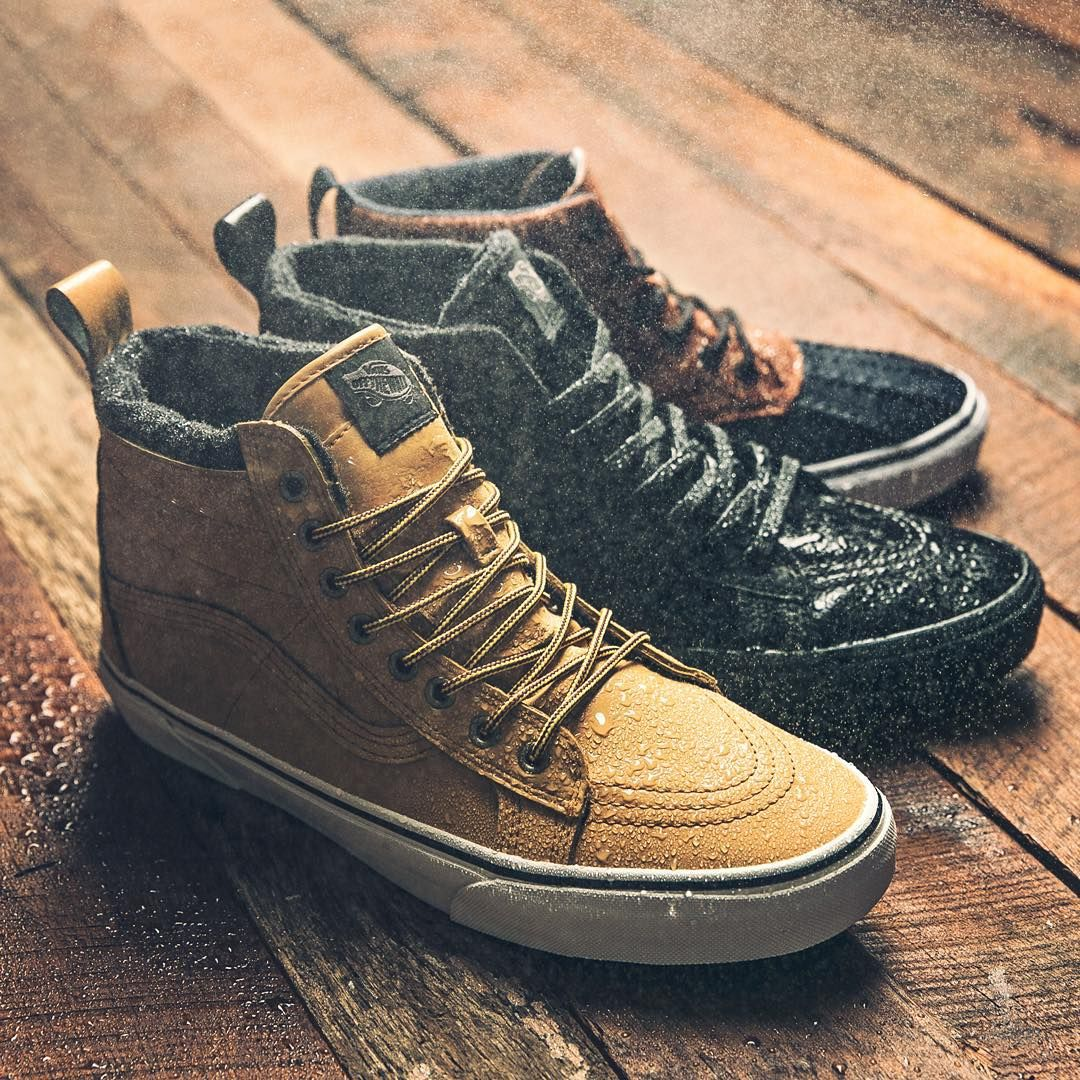 waterproof vans mens