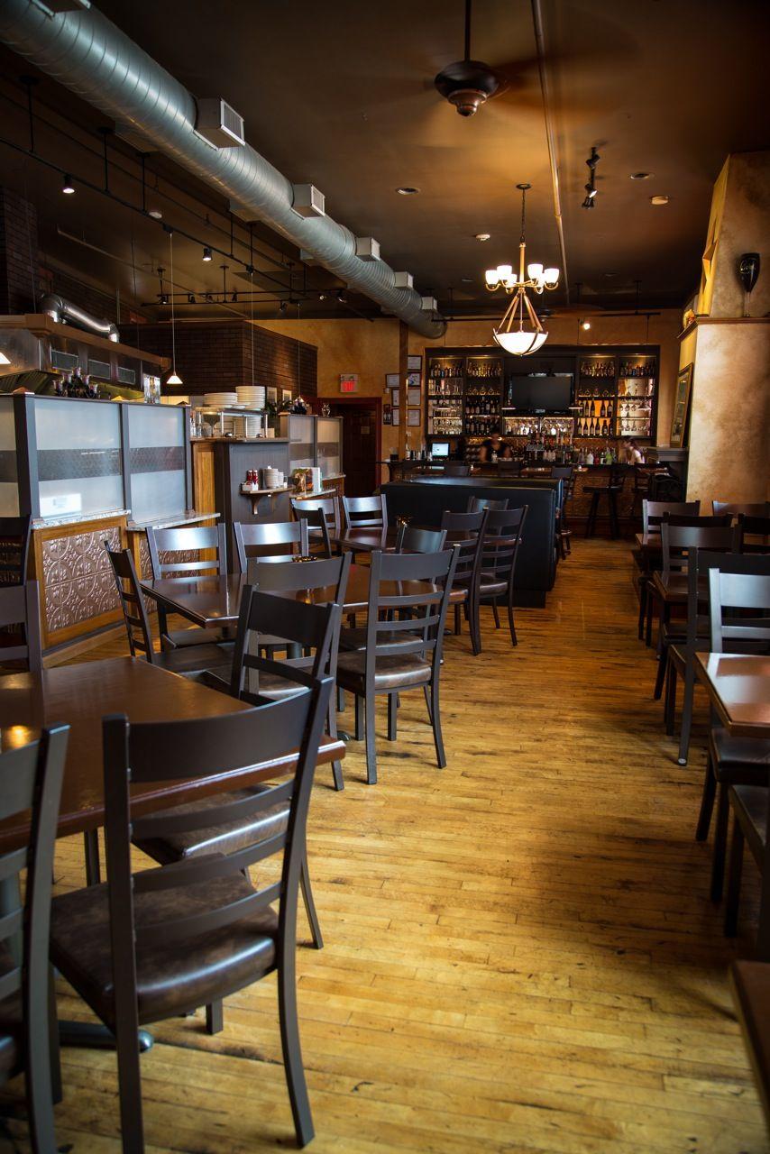 A Neighborhood Bistro Featuring An Innovative Menu And Fun Bar Atmosphere In Amesbury Massachusetts