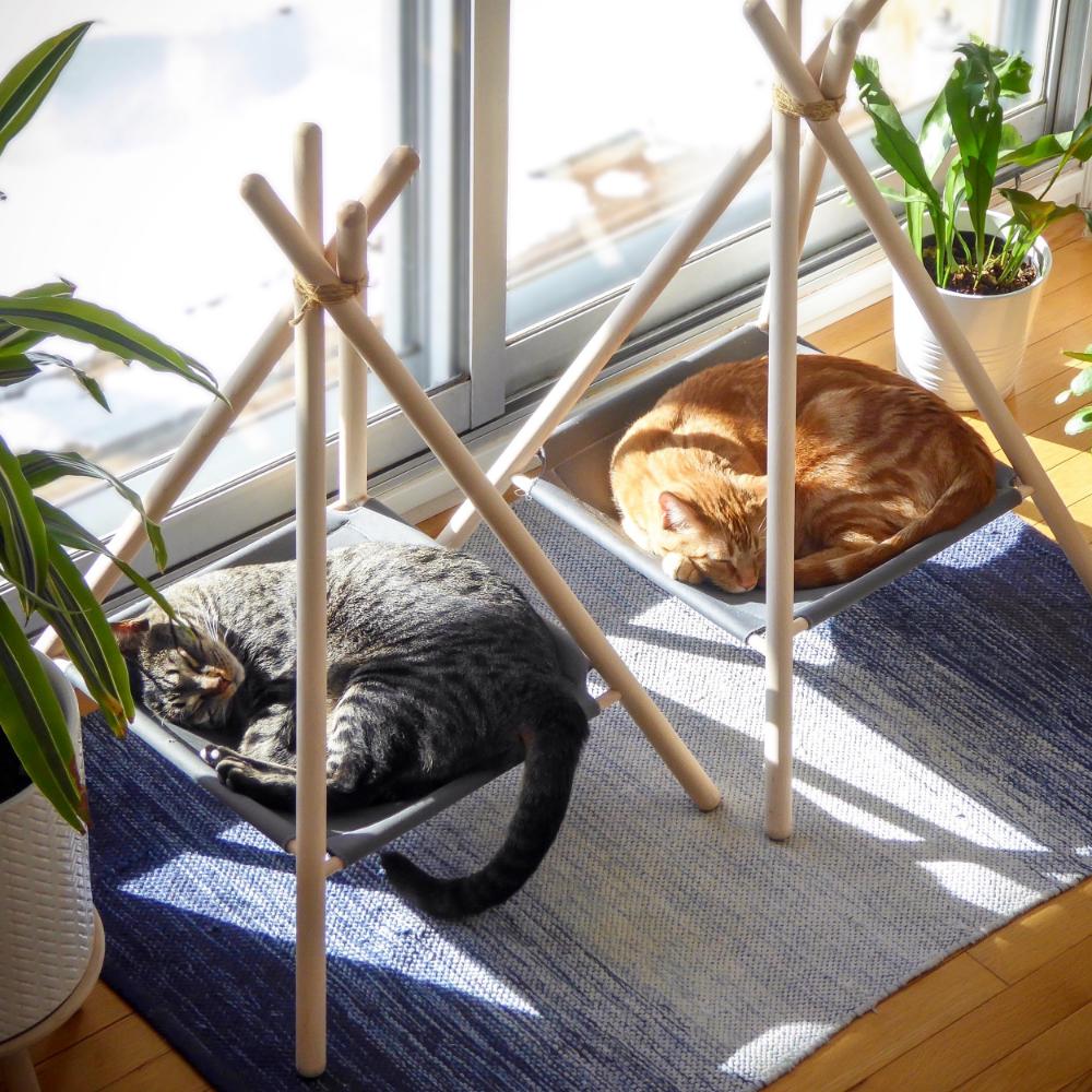 Adventure Tent Cat tent, Cat hammock