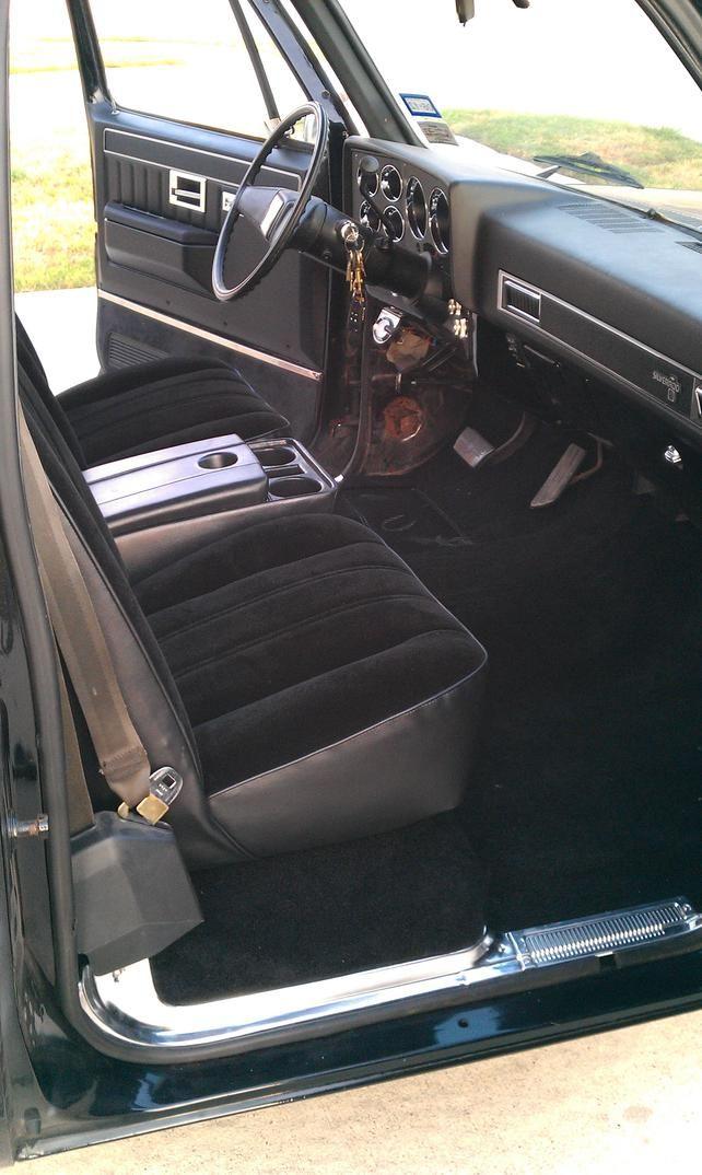 C 10 Split Seats Chevy Trucks 87 Chevy Truck 85 Chevy Truck