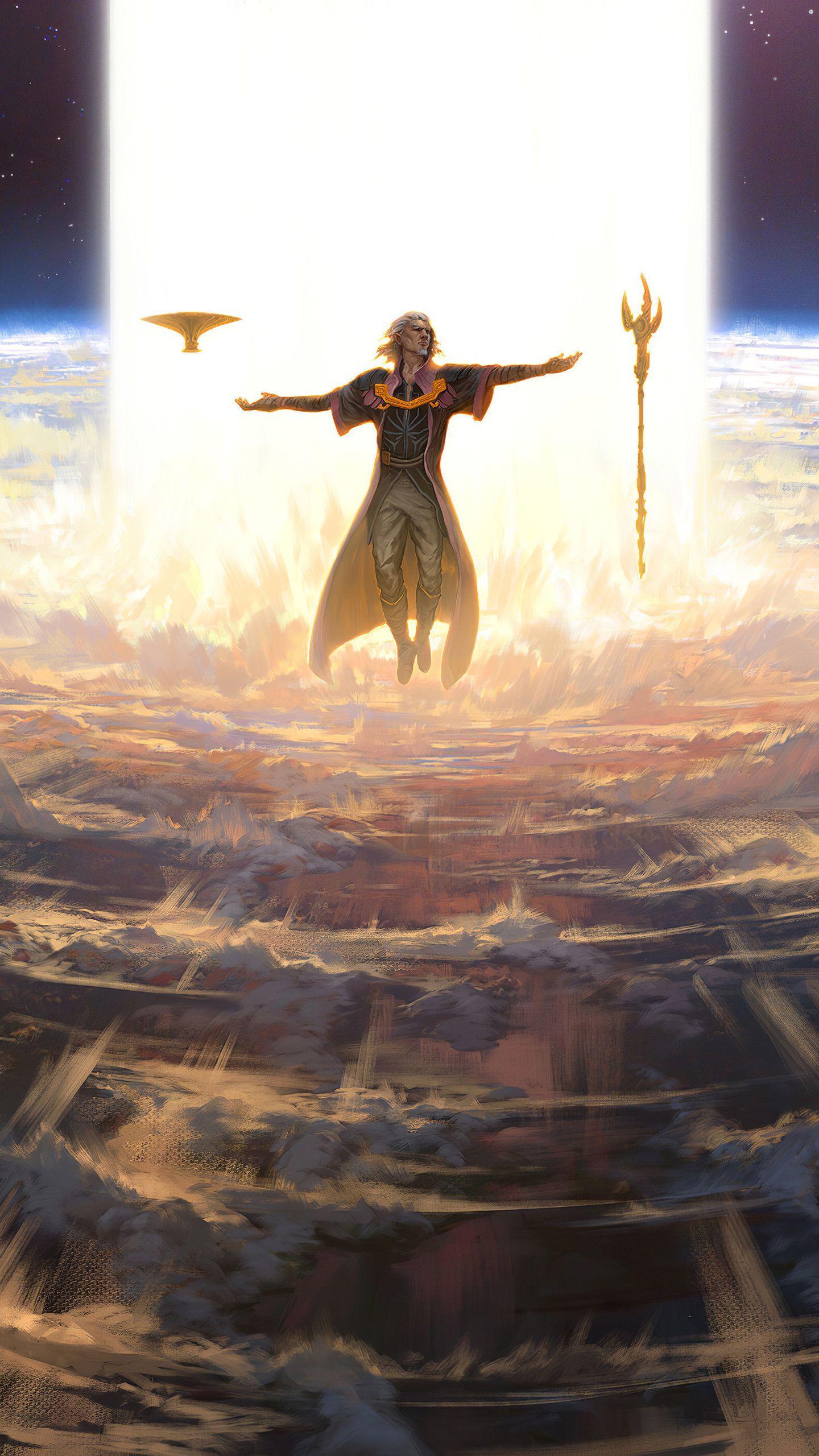 Urzas Ruinous Blast Magic The Gathering 4K, HD Games