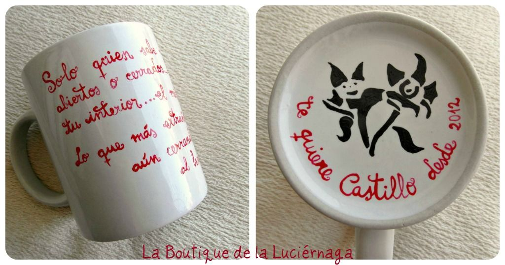 Tazas personalizadas...solo para tí!- Pintadas a mano.Búscanos en Facebook! Awesome handmade painted cups...only for you!Handmade. Join us in Facebook!