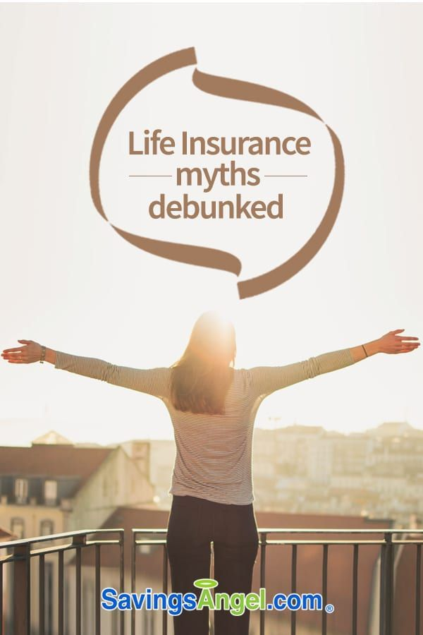 4 Common life Insurance myths debunked | Universal life ...