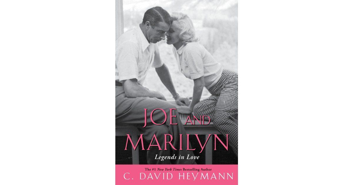 Joe And Marilyn Legends In Love Hilario E My Idol