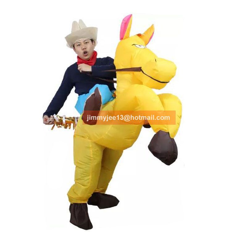 Buy Cow Head Horse Face Animal Mask Prop for Halloween Festival Costume at online store  sc 1 st  Pinterest & Pin by Jimmy Jee on Funny Animals Inflatable Costumes | Pinterest ...