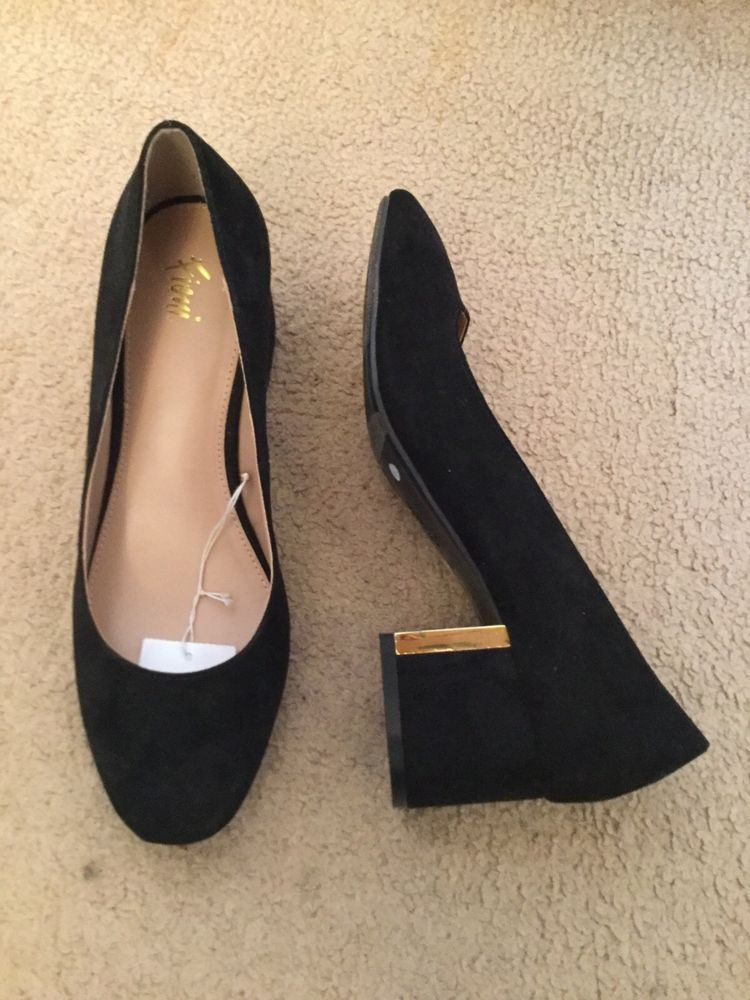 6c7a8ac5190 Fioni Shoes Black Pumps 9 NWOB  fashion  clothing  shoes  accessories   womensshoes  heels (ebay link)