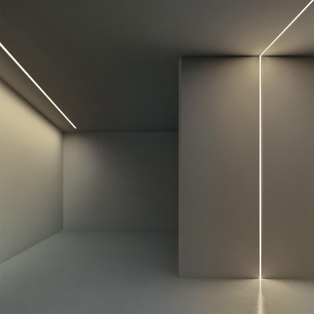 Algoritmo Recessed Inspiration Materials And Technologies With Images Led Light Design Modern Lighting Design Minimal Interior Design