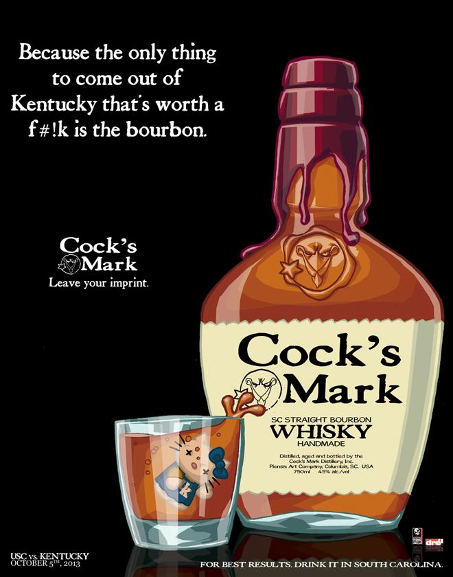 USC v. UK, 10/5/2013 | Jack daniels whiskey bottle, Whisky ...