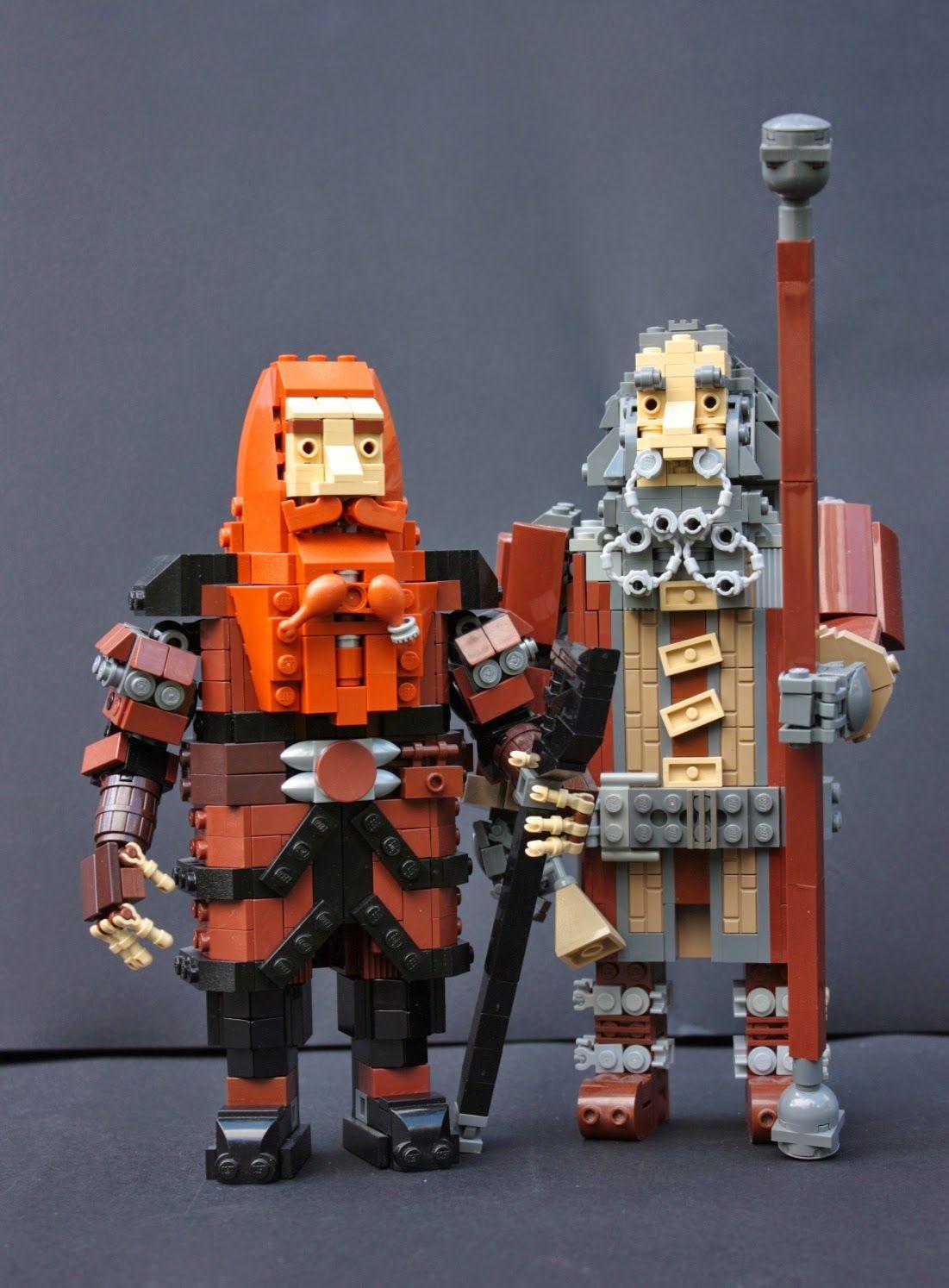 Hobbitsplosion part IV: The Company of Thorin Oakenshield   Cyclopic Bricks