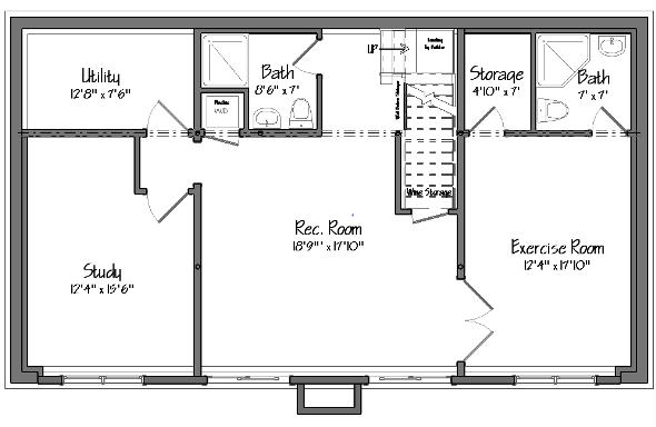 Grantham Lakehouse Barn Style House Barn House House Floor Plans