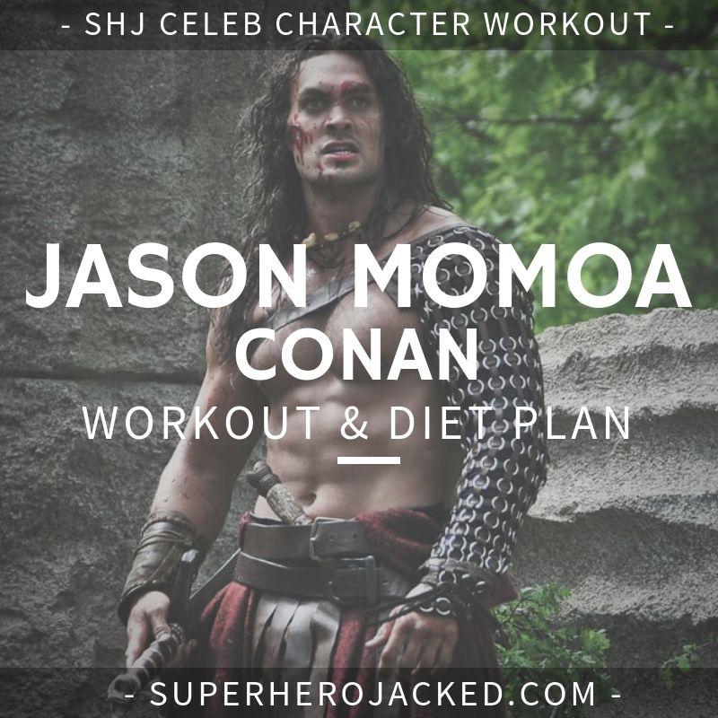 The Jason Momoa Workout Routine