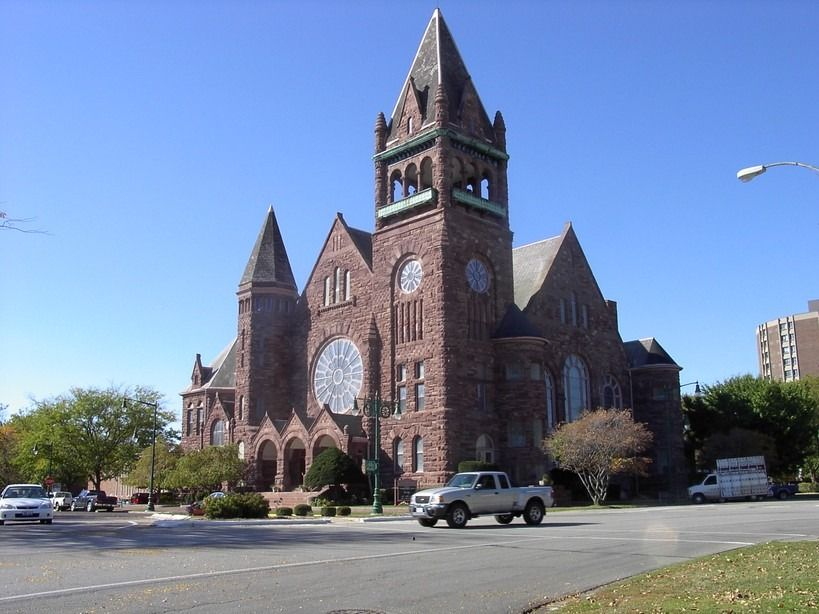 Galesburg Il Where I Was Raised And This Is The Church That