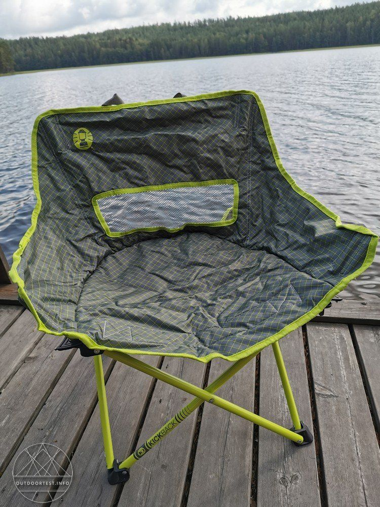Coleman Kickback Breeze Chair Im Outdoortest In 2020 Mit Bildern