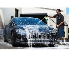 Car wash man with a handsome pay | Mobile car wash, Car wash