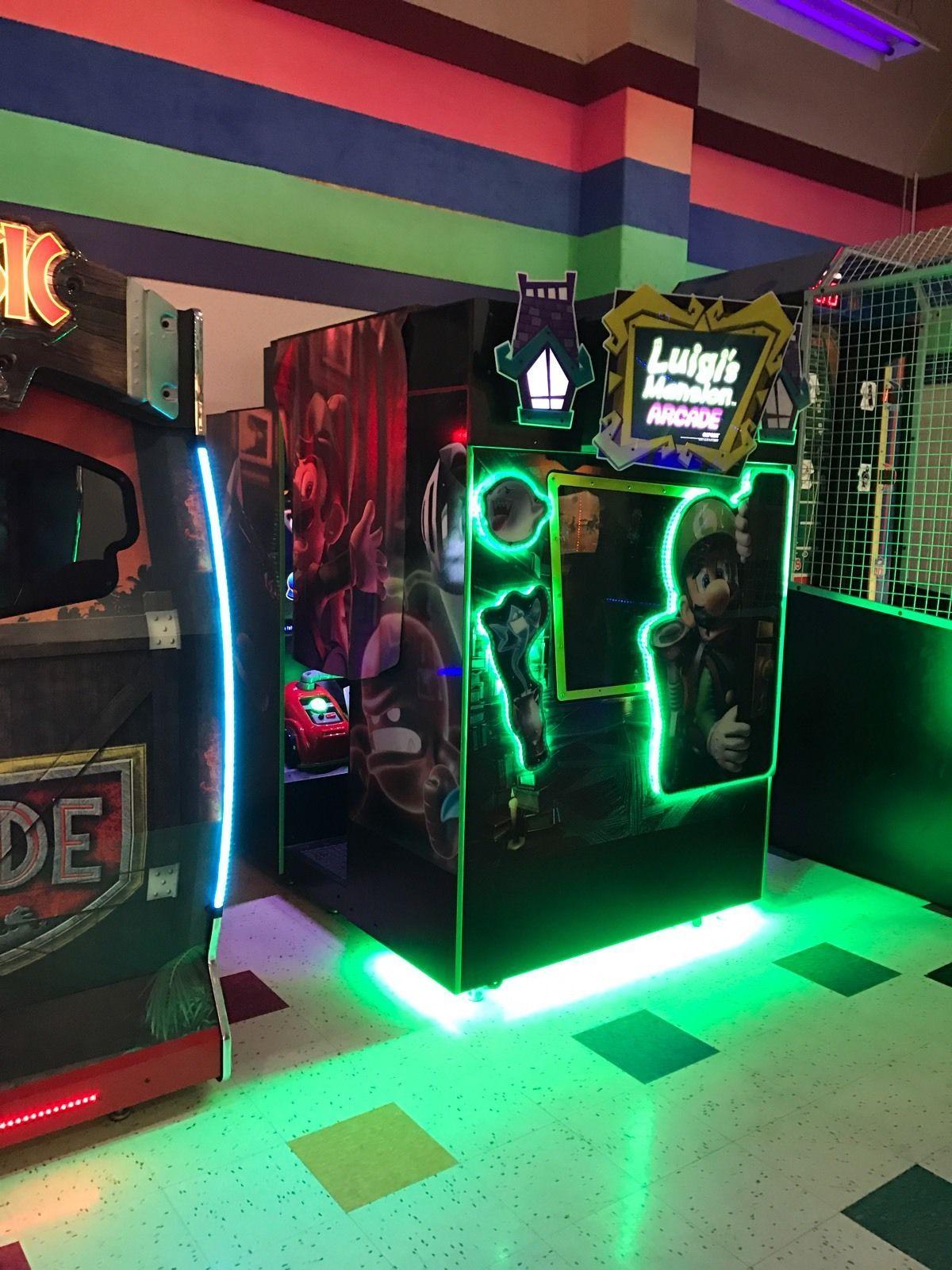 Super Rare Restored Sega Gremlin Carnival Slimline Trimline  # Muebles Kowalczuk