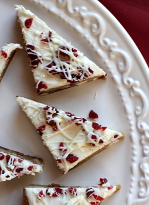 Cranberry Bliss Bars on Pinterest | Turtle Bars, Shortbread Bars and ...