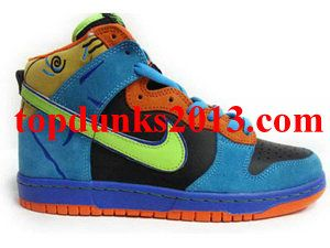 the best attitude ccffd c6114 Review Pro SB Skate or Die 304292 073 Nike Dunk High Top Kids