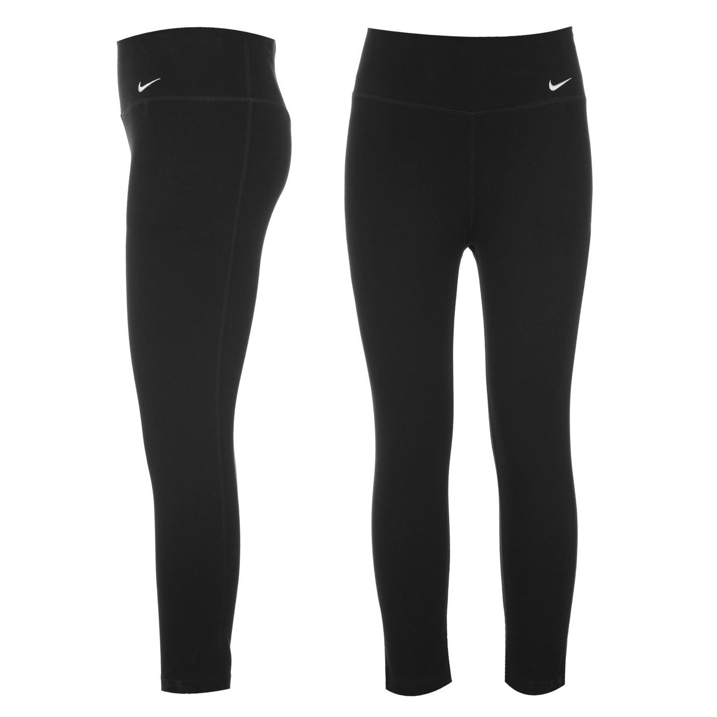 Nike | Nike Tight Cotton Capri Pants Ladies | Ladies Three Quarter ...