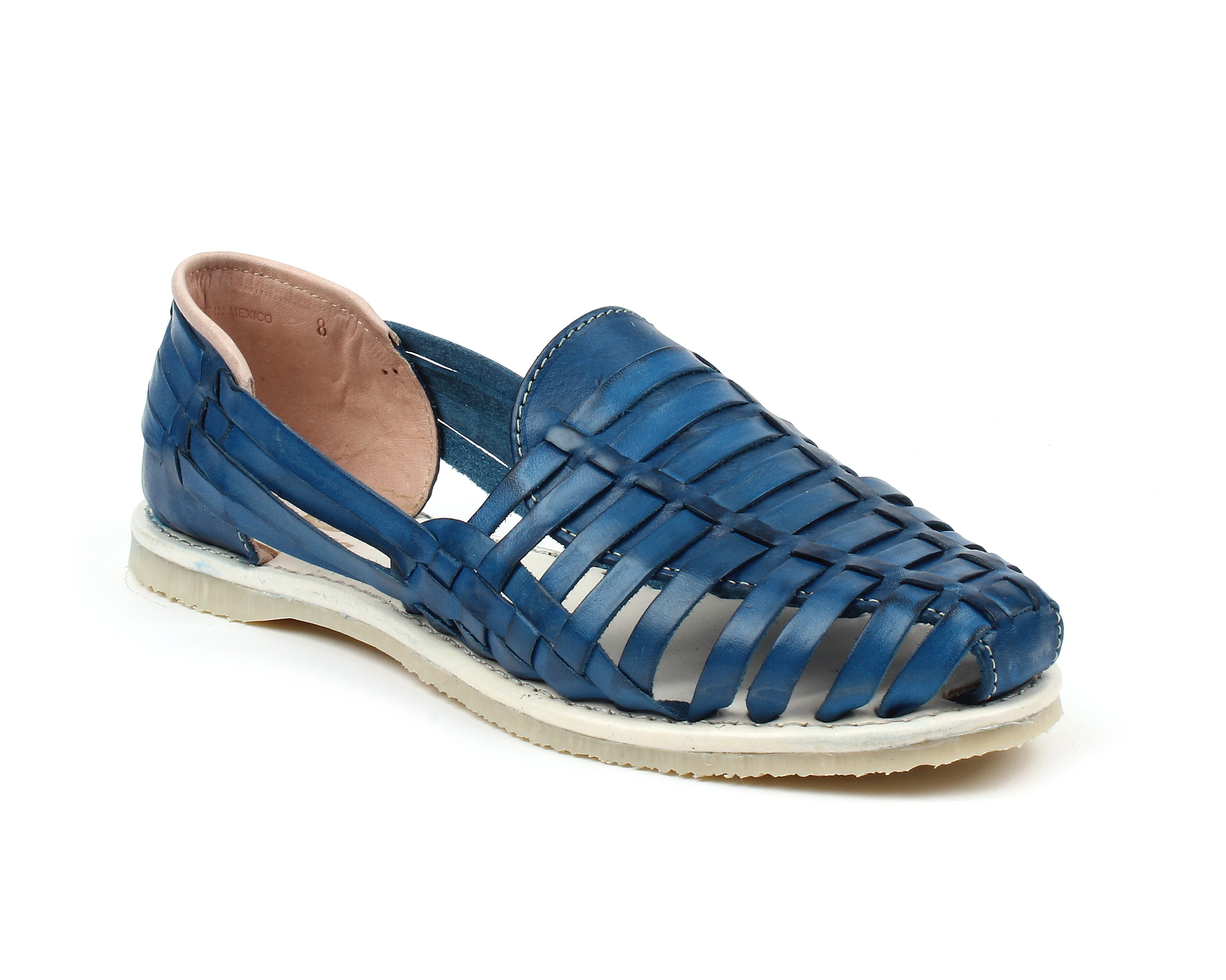 d73afddf6c44 Our leather huarache sandals are the perfect warm weather