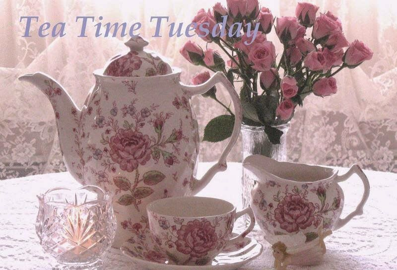 #TeapotTuesday