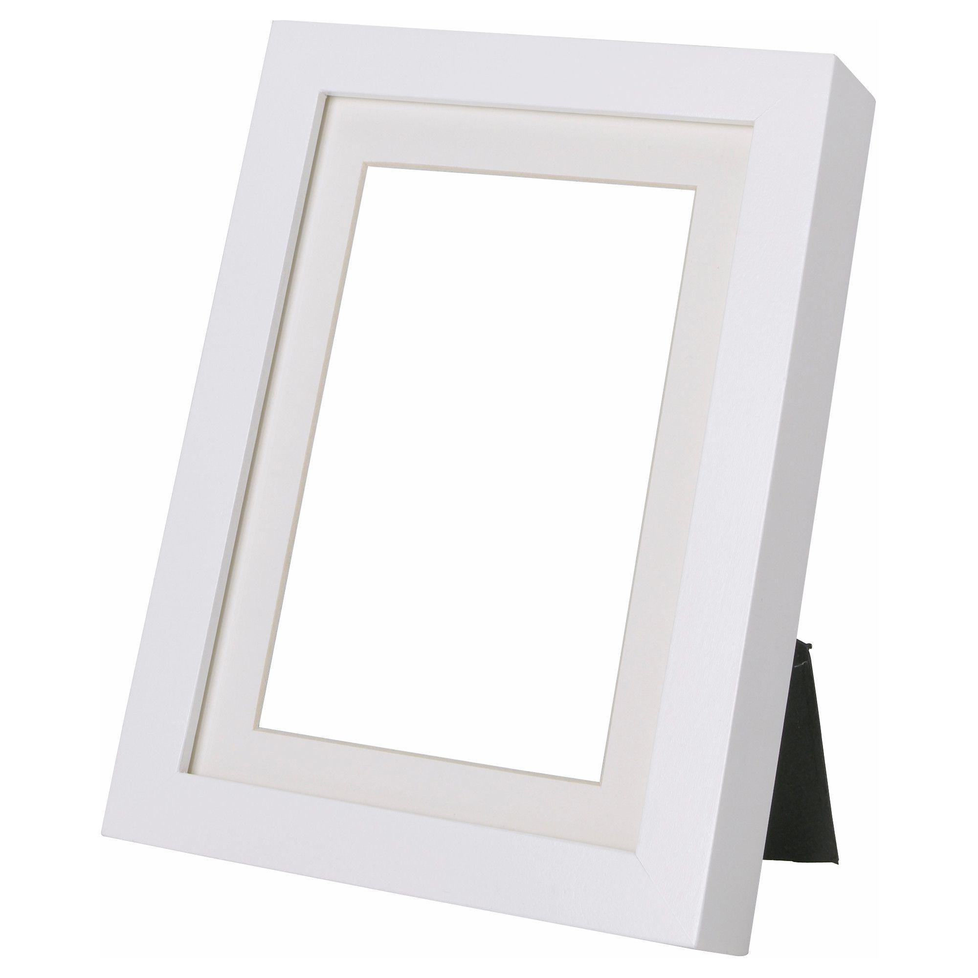 RIBBA Frame, white | Home Decor | Pinterest | Frame, Ribba frame and ...