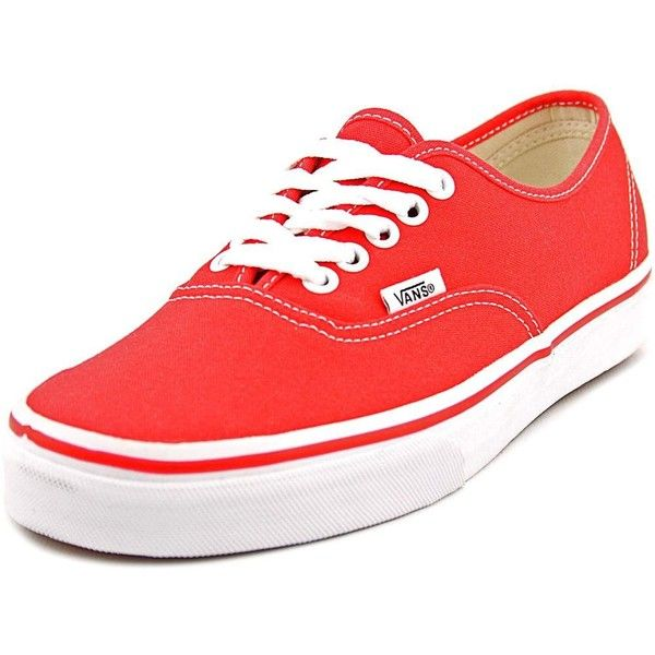 a46d922f2e Vans Authentic Mens Sneakers ( 36) ❤ liked on Polyvore featuring shoes