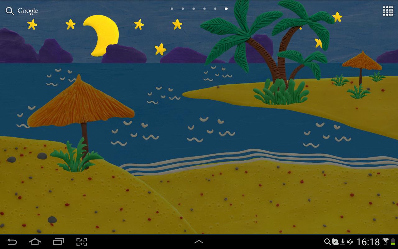 Permalink to Km Beach Live Wallpaper